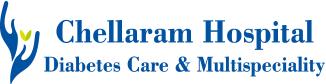 Chellaram Hospital Logo