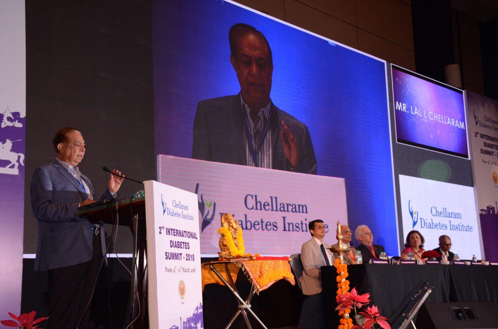 International Diabetes Summit, India