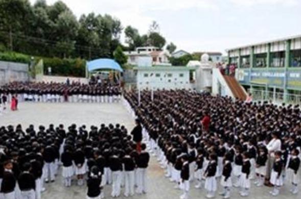 Viswa Santhi Vidyalaya School