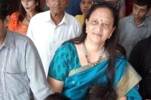 Dr Rekha Kumar