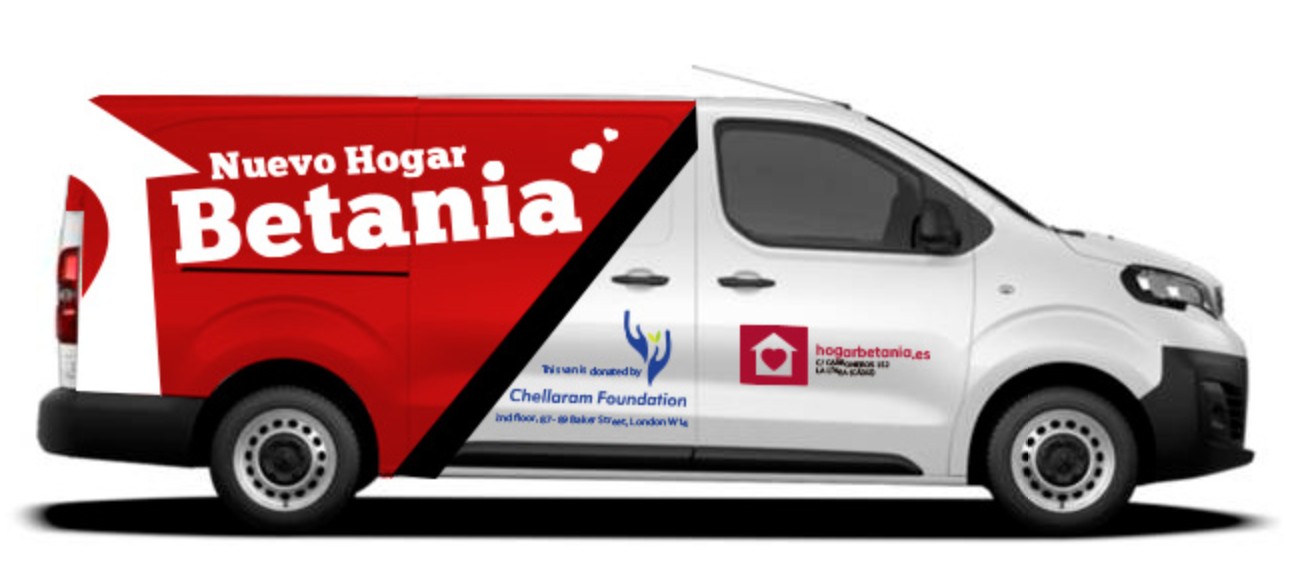 Nuevo Hogar Betania, Spain – Shelter and Food for the Poor and Vulnerable